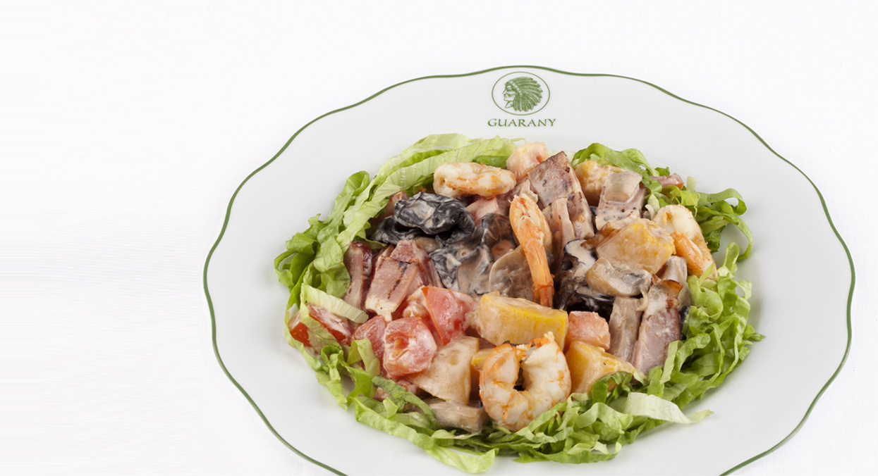 Salads - Guarany
